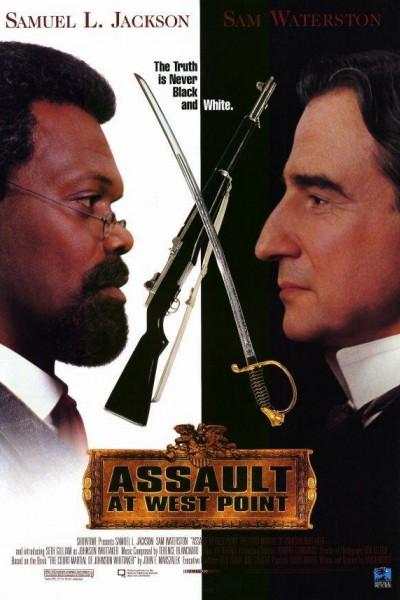 Caratula, cartel, poster o portada de Asalto en West Point: el consejo de guerra a Johnson Whittaker