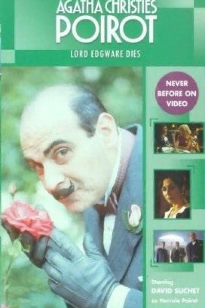 Caratula, cartel, poster o portada de Agatha Christie: Poirot - La muerte de Lord Edgware