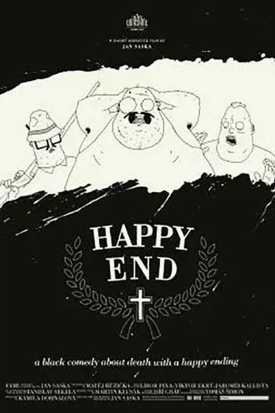 Caratula, cartel, poster o portada de Happy End