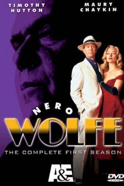 Caratula, cartel, poster o portada de A Nero Wolfe Mystery
