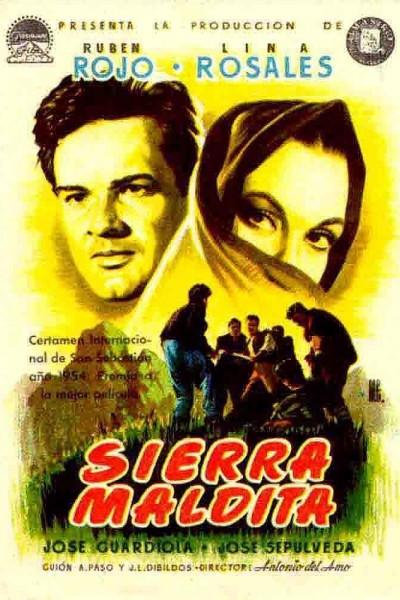 Caratula, cartel, poster o portada de Sierra maldita