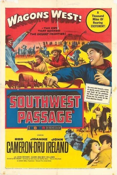 Caratula, cartel, poster o portada de La travesía del desierto