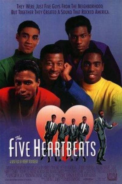 Caratula, cartel, poster o portada de The Five Heartbeats