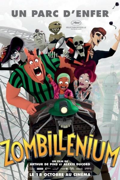 Caratula, cartel, poster o portada de Zombillénium