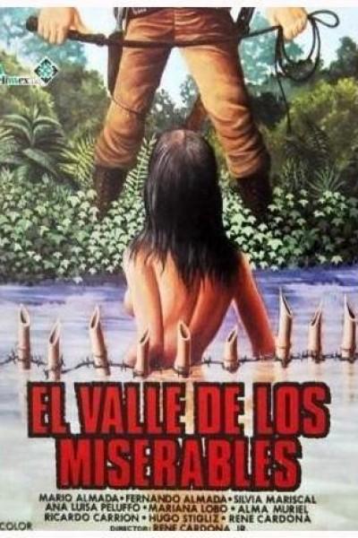 Caratula, cartel, poster o portada de El valle de los miserables