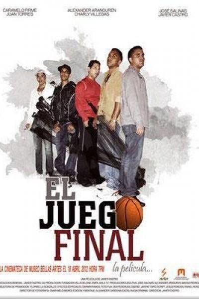 Caratula, cartel, poster o portada de El juego final
