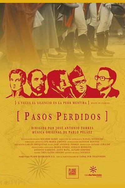 Caratula, cartel, poster o portada de Pasos perdidos
