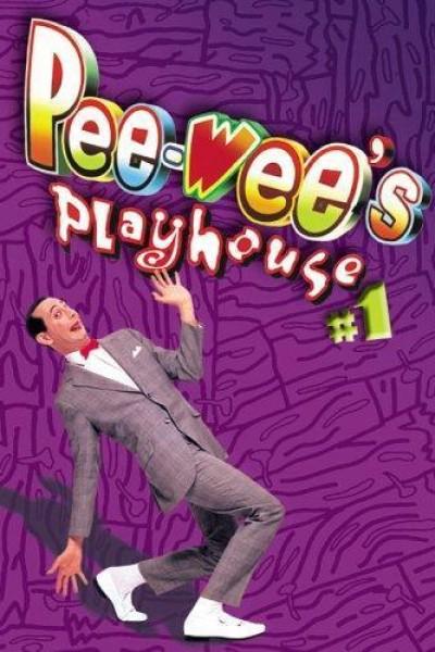 Caratula, cartel, poster o portada de Pee-wee\'s Playhouse