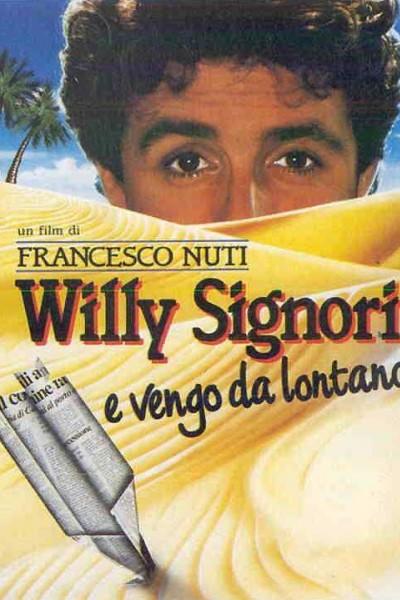 Caratula, cartel, poster o portada de Willy Signori e vengo da lontano