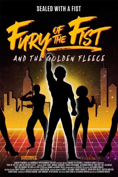 Caratula, cartel, poster o portada de Fury of the Fist and the Golden Fleece