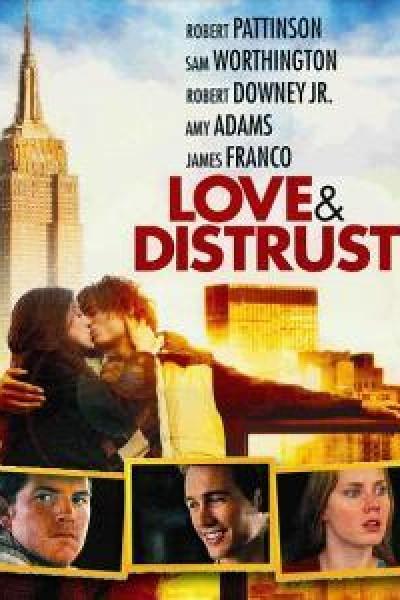 Caratula, cartel, poster o portada de Love & Distrust