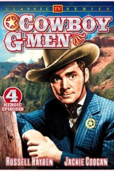 Caratula, cartel, poster o portada de Cowboy G-Men