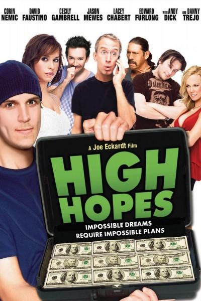 Caratula, cartel, poster o portada de High Hopes