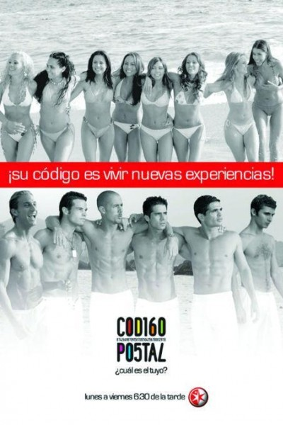 Caratula, cartel, poster o portada de Código postal