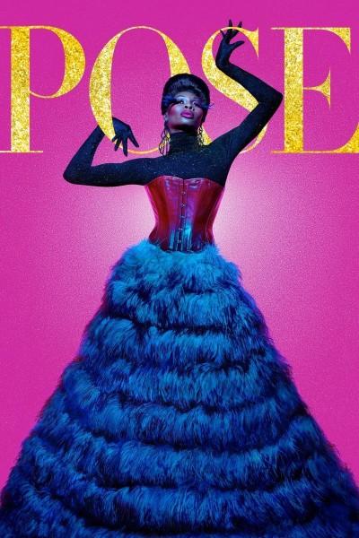 Caratula, cartel, poster o portada de Pose