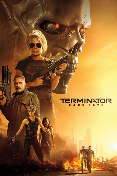 Caratula, cartel, poster o portada de Terminator: Destino oscuro