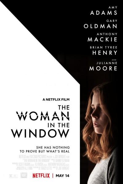 Caratula, cartel, poster o portada de La mujer en la ventana