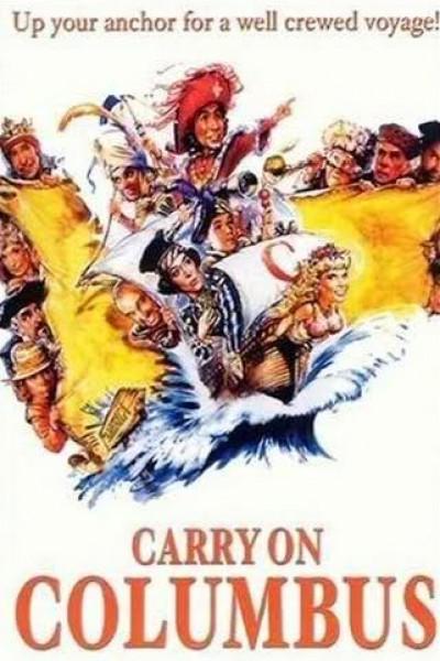 Caratula, cartel, poster o portada de La loca pandilla de Chris Columbus