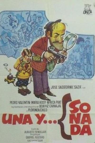 Caratula, cartel, poster o portada de Una y sonada...