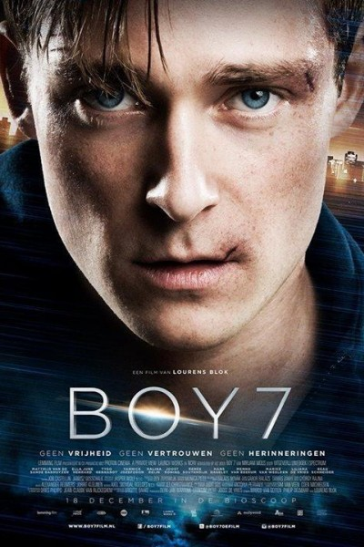 Caratula, cartel, poster o portada de Boy 7
