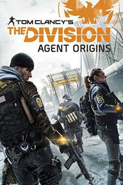 Caratula, cartel, poster o portada de Tom Clancy\'s the Division: Agent Origins