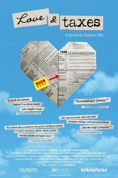 Caratula, cartel, poster o portada de Love & Taxes