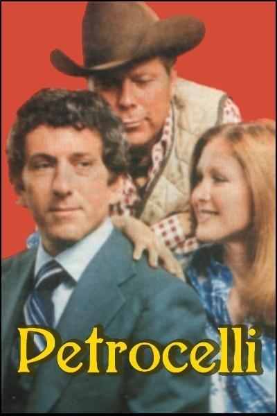 Caratula, cartel, poster o portada de Petrocelli