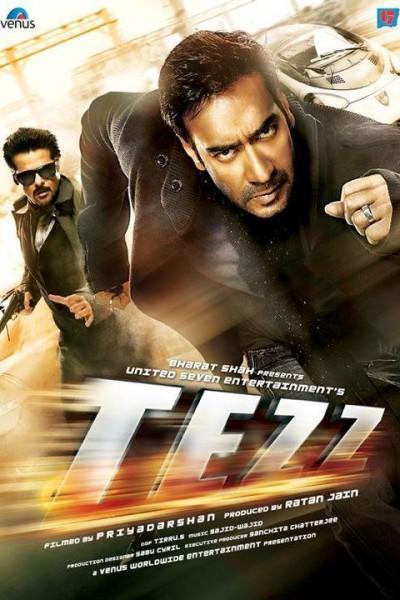 Caratula, cartel, poster o portada de Tezz