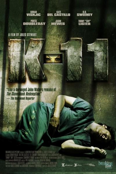 Caratula, cartel, poster o portada de K-11