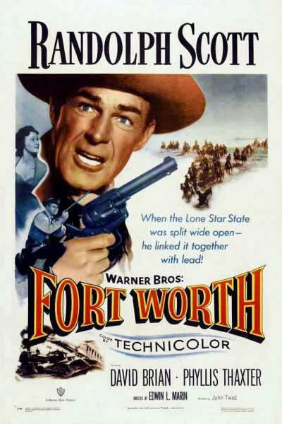Caratula, cartel, poster o portada de Fort Worth