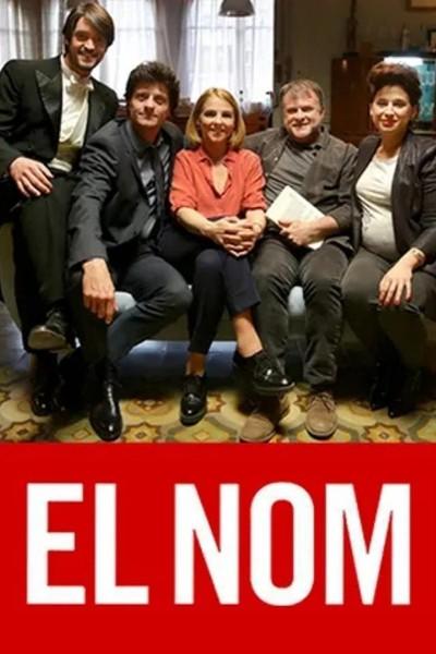 Caratula, cartel, poster o portada de El nom
