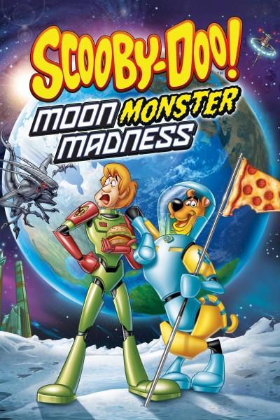 Caratula, cartel, poster o portada de Scooby-Doo! Y el monstruo de la Luna
