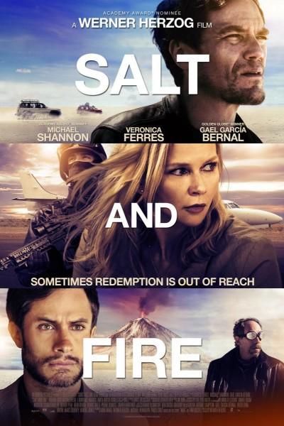 Caratula, cartel, poster o portada de Salt and Fire