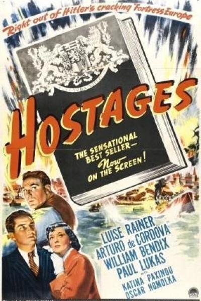 Caratula, cartel, poster o portada de Hostages