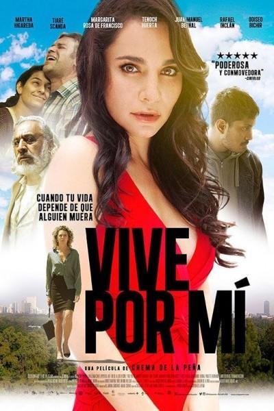 Caratula, cartel, poster o portada de Vive por mí