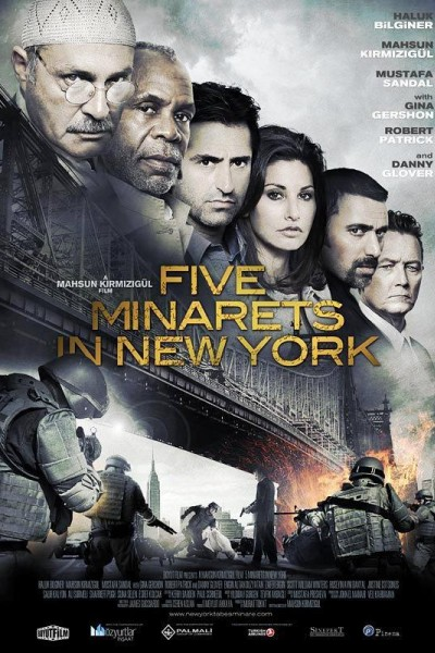 Caratula, cartel, poster o portada de Five Minarets in New York