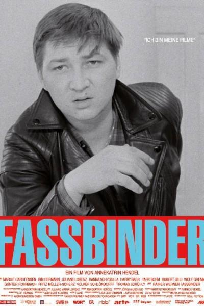 Caratula, cartel, poster o portada de Fassbinder