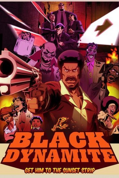 Caratula, cartel, poster o portada de Black Dynamite