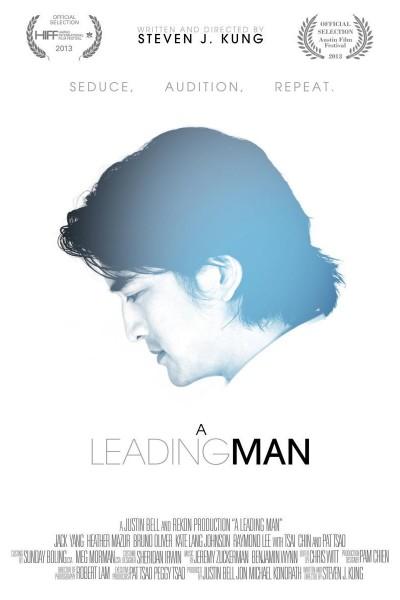 Caratula, cartel, poster o portada de A Leading Man