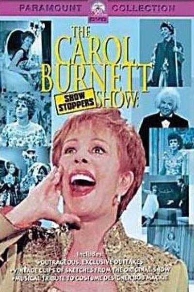 Caratula, cartel, poster o portada de Carol Burnett