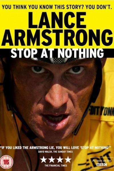 Caratula, cartel, poster o portada de Stop at Nothing: The Lance Armstrong Story