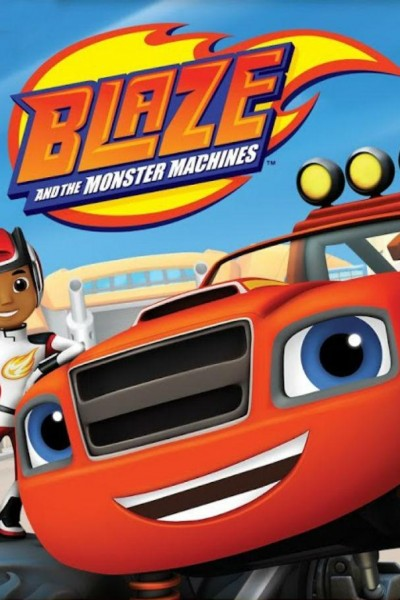 Caratula, cartel, poster o portada de Blaze y los Monster Machines