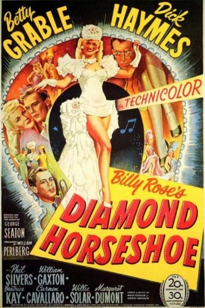 Caratula, cartel, poster o portada de Diamond Horseshoe