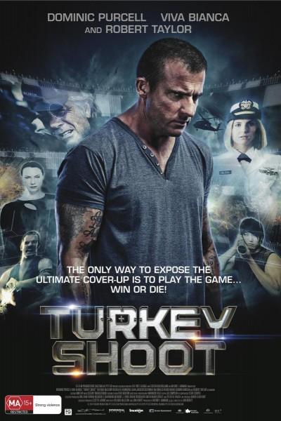 Caratula, cartel, poster o portada de Turkey Shoot