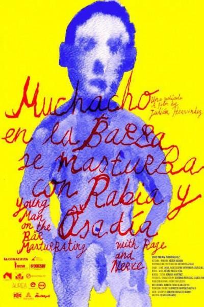 Caratula, cartel, poster o portada de Muchacho en la barra se masturba con rabia y osadía