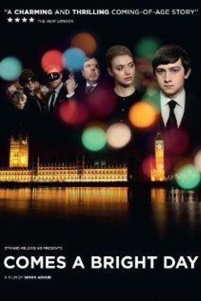 Caratula, cartel, poster o portada de Comes a Bright Day