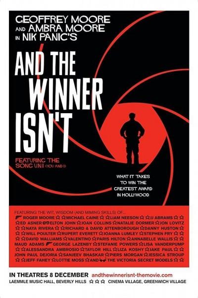 Caratula, cartel, poster o portada de And the Winner Isn\'t