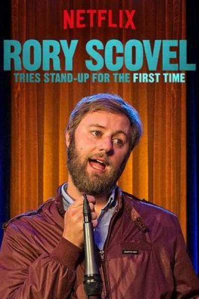 Caratula, cartel, poster o portada de Rory Scovel Tries Stand-Up for the First Time