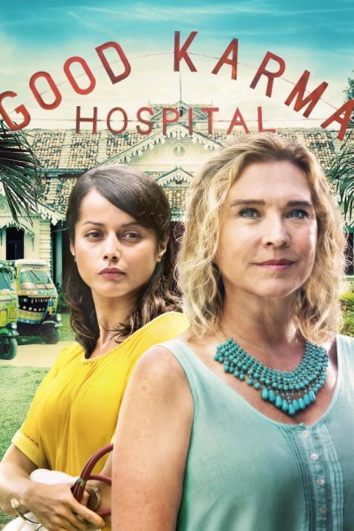 Caratula, cartel, poster o portada de The Good Karma Hospital