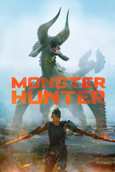 Caratula, cartel, poster o portada de Monster Hunter